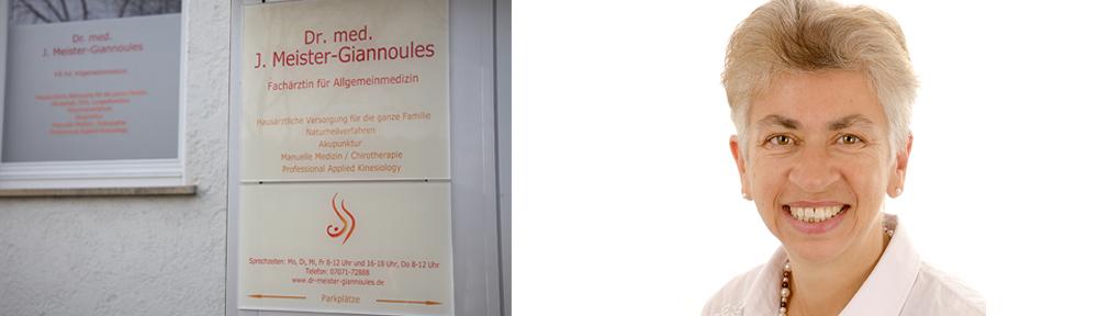Dr. Jeannette Meister-Giannoules
